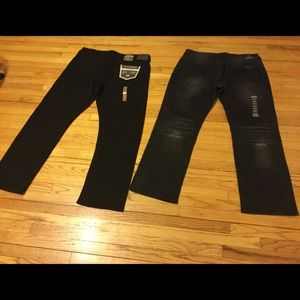 Buffalo and Denver brand new jeans size 38/32